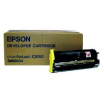 EPSON S050387(S050034) YELLOW DEVELOPER CARTRIDGE