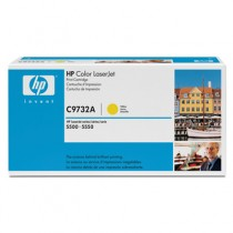 HP C9732A YELLOW TONER CARTRIDGE FOR CLJ 5500