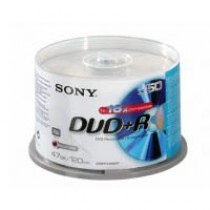 SONY DVD+R 4.7GB 16X 50隻裝