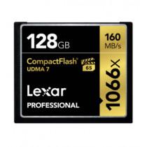 LEXAR CF PROFESSIONAL 1066X 128GB (LCF128CRBAP1066)
