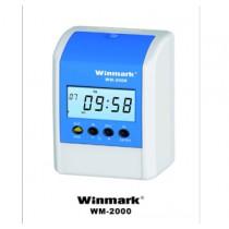 WINMARK WM-2000 電動打咭鐘